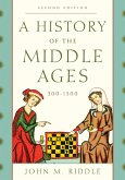 A History of the Middle Ages, 300-1500 (eBook, ePUB)