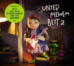 Unter meinem Bett 2 (CD)