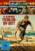 TATORT Boxset: TATORT mit Til Schweiger (1-4) + Tschiller: Off Duty (6 Discs)