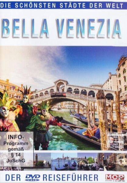 bella venezia die sch nsten st dte der welt film auf dvd. Black Bedroom Furniture Sets. Home Design Ideas