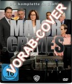 Major Crimes - Staffel 4 DVD-Box