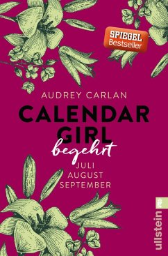 Begehrt / Calendar Girl Bd.3 (eBook, ePUB) - Carlan, Audrey