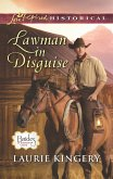 Lawman In Disguise (Mills & Boon Love Inspired Historical) (Brides of Simpson Creek, Book 9) (eBook, ePUB)