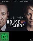 House of Cards - Die komplette vierte Season (4 Discs)