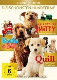 Die schönsten Hundefilme - Quill / Mein Freund Smitty / Boule & Bill DVD-Box