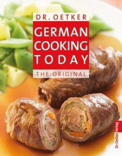 German Cooking Today - Dr. Oetker