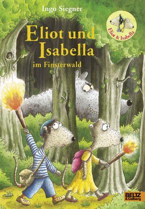 Buch-Reihe Eliot und Isabella