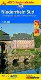 ADFC-Regionalkarte Niederrhein Süd