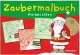 Zaubermalbuch Weihnachten