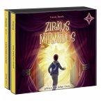 Zirkus Mirandus, 4 Audio-CDs