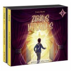 Zirkus Mirandus, 4 Audio-CDs - Beasley, Cassie