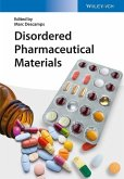 Disordered Pharmaceutical Materials (eBook, ePUB)