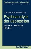 Psychoanalyse der Depression (eBook, PDF)