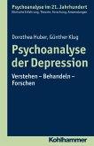 Psychoanalyse der Depression (eBook, PDF)