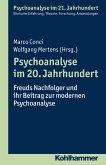 Psychoanalyse im 20. Jahrhundert (eBook, PDF)