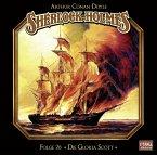 Sherlock Holmes - Die Gloria Scott, Audio-CD