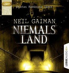 Niemalsland, 2 MP3-CD - Gaiman, Neil