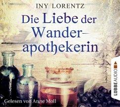 Die Liebe der Wanderapothekerin / Wanderapothekerin Bd.2 (6 Audio-CDs) - Lorentz, Iny