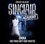 Onna - Die Frau mit der Fratze / Sinclair Academy Bd.2 (2 Audio-CDs)
