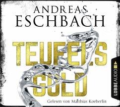 Teufelsgold, 8 Audio-CD - Eschbach, Andreas