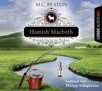 Hamish Macbeth fischt im Trüben / Hamish Macbeth Bd.1 (4 Audio-CDs)