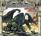 Der Ruf des Cthulhu / Gruselkabinett Bd.114&115 (1 Audio-CD)
