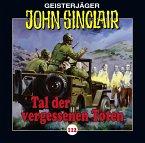 Tal der vergessenen Toten / Geisterjäger John Sinclair Bd.112 (1 Audio-CD)