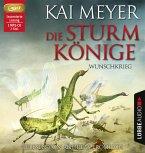 Wunschkrieg / Die Sturmkönige Bd.3 (MP3-CD)