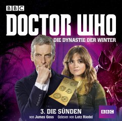 Doctor Who: Die Dynastie der Winter, 2 Audio-CDs - Goss, James