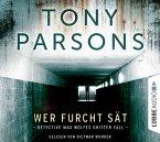Wer Furcht sät / Detective Max Wolfe Bd.3 (4 Audio-CDs)