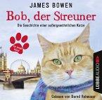 Bob, der Streuner Bd.1 (Audio-CD)