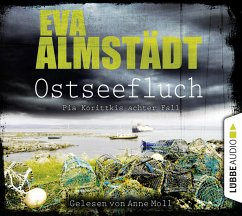Ostseefluch / Pia Korittki Bd.8 (4 Audio-CDs) - Almstädt, Eva