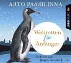 Weltretten für Anfänger, 4 Audio-CDs