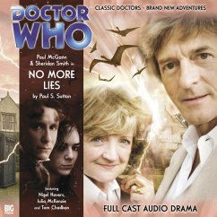 Doctor Who: No More Lies, Audio-CD - Sutton, Paul