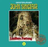 Luzifers Festung / John Sinclair Tonstudio Braun Bd.59 (Audio-CD)