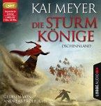 Dschinnland / Die Sturmkönige Bd.1 (MP3-CD)