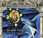 20.000 Meilen unter dem Meer / Gruselkabinett Bd.118&119 (2 Audio-CDs)