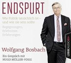 Endspurt, 2 Audio-CDs
