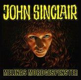 John Sinclair, Sonderedition - Melinas Mordgespenster, 2 Audio-CDs