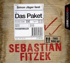 Das Paket, 6 Audio-CDs - Fitzek, Sebastian