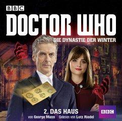 Doctor Who: Die Dynastie der Winter, 2 Audio-CDs - Mann, George