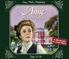 Anne auf Green Gables, 4 Audio-CDs - Montgomery, Lucy Maud