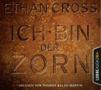 Ich bin der Zorn / Francis Ackerman junior Bd.4 (6 Audio-CDs)