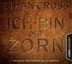Ich bin der Zorn / Francis Ackerman junior Bd.4 (6 Audio-CDs) - Cross, Ethan