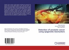 Detection of prostate cancer using epigenetic biomarkers