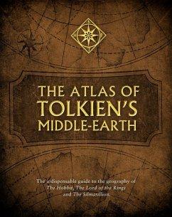 The Atlas of Tolkien's Middle-Earth - Fonstad, Karen Wynn