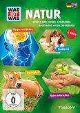 Was ist Was: Natur - Körper und Gehirn, Ernährung, Bauernhof, Natur erforschen (4 Discs)