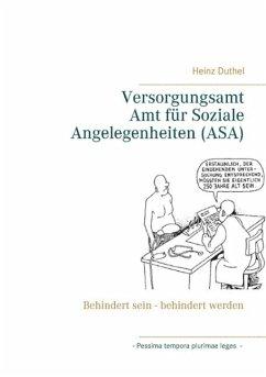 Versorgungsamt - Amt für Soziale Angelegenheiten (ASA) (eBook, ePUB)