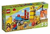 LEGO® DUPLO 10813 Große Baustelle