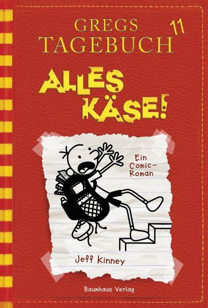 Alles Käse! / Gregs Tagebuch Bd.11 - Kinney, Jeff